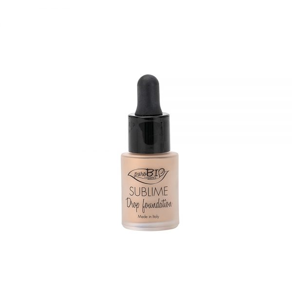 Vzorka – Tekutý make-up Drop Foundation