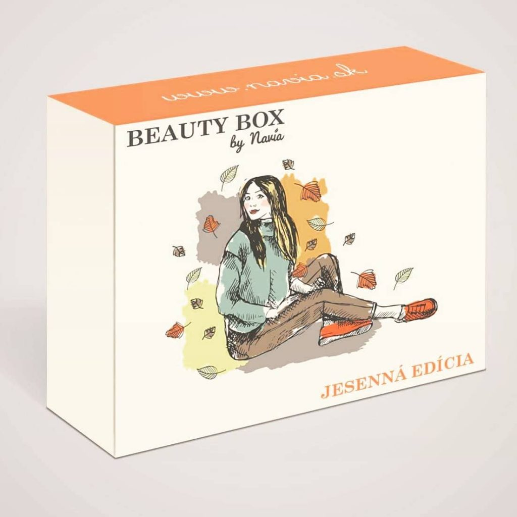 Beauty box by Navia – Jesenná edícia